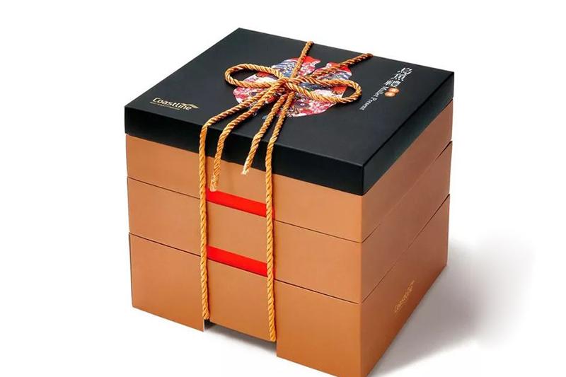 中国风包装盒