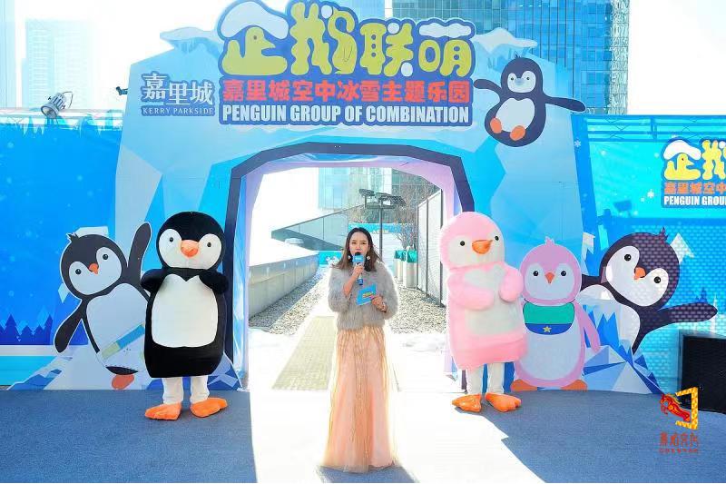 嘉里城企鹅联盟